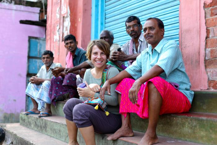 Urlaub mit Kind in Indien