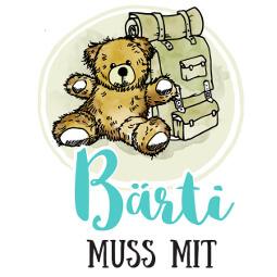 Logo Bärti muss mit