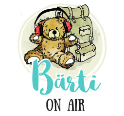 Logo Bärti on Air