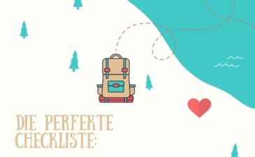 Die perfekte Checkliste für Deinen Urlaub mit Kind