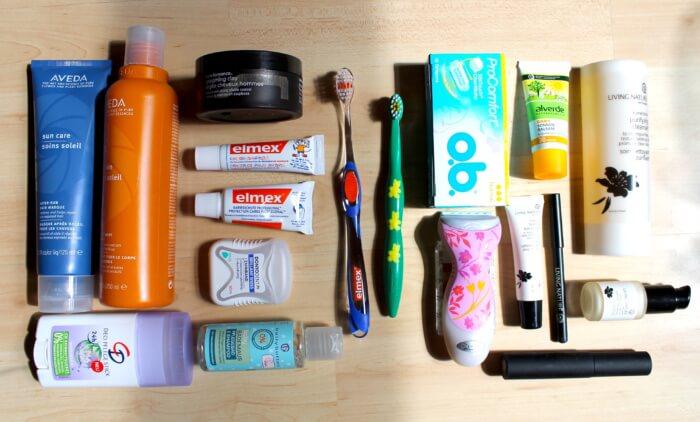 Packliste Kulturtasche