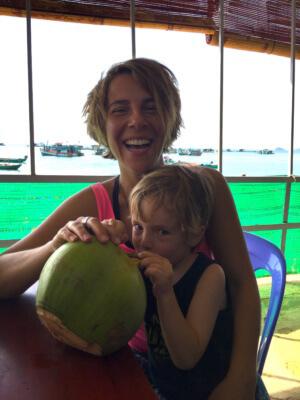 Urlaub mit Kind in Vietnam