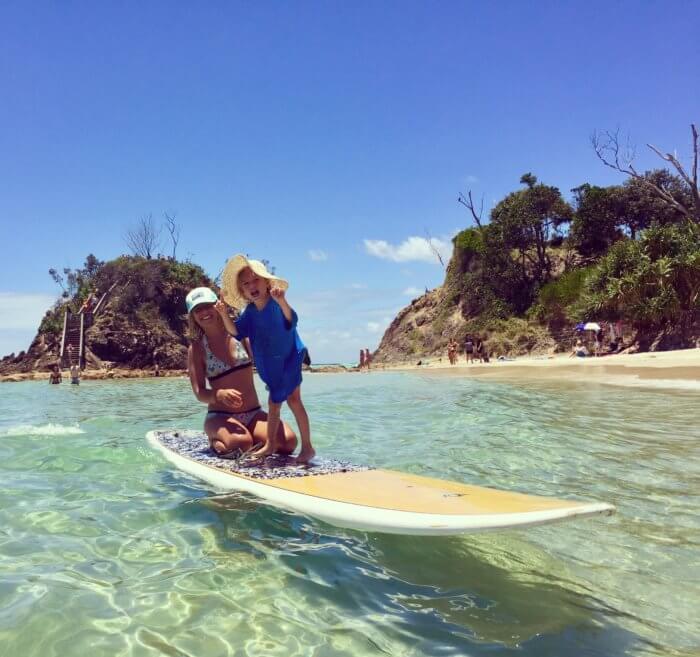 Freizeit in Australien
