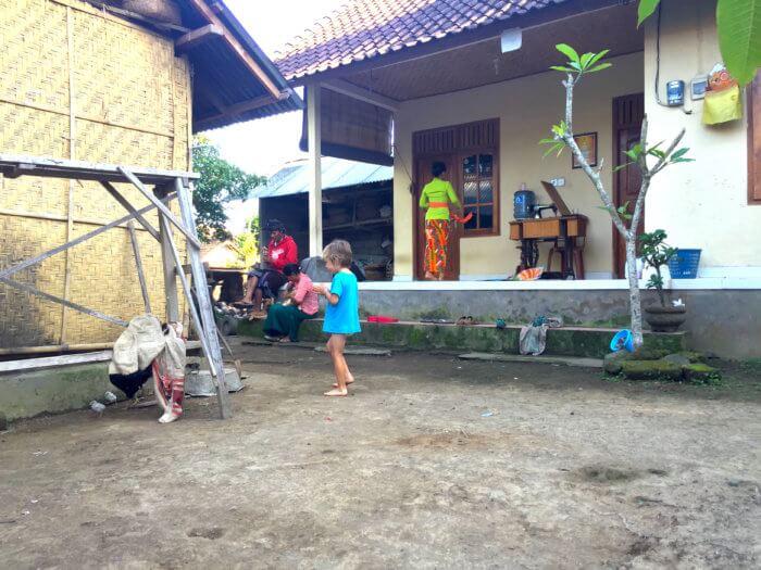 Airbnb auf Bali