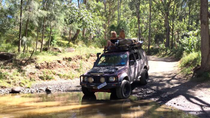 Surfbretter vs. Geländewagen: Sylvester und Weihnachten in Australien