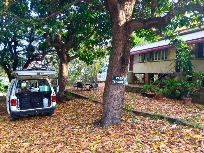 Australien Reiseroute - Townsville