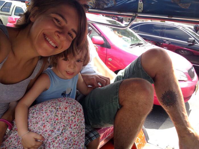 Mit Kind und Ex-Partner unterwegs: So funktioniert gemeinsam Reisen