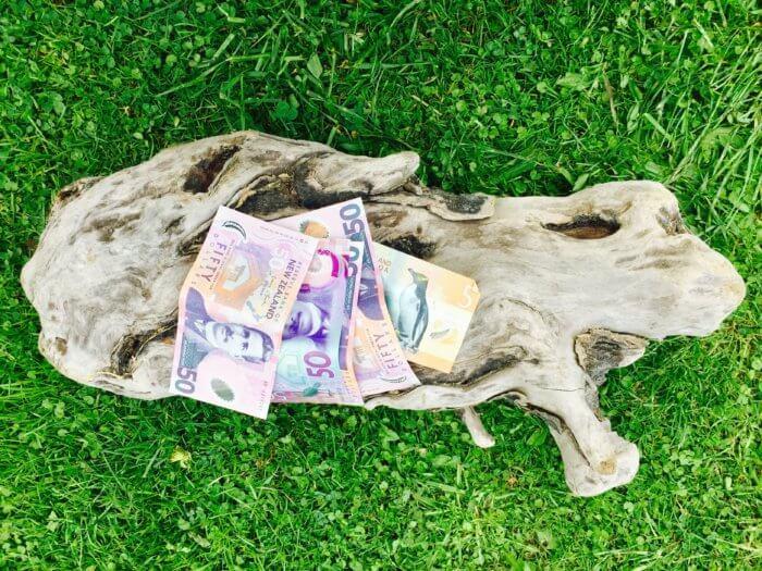 Das kostet ein Monat für Dich und Dein Kind... in Neuseeland