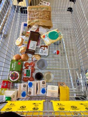 Neuseeland Urlaub Kosten Lebensmittel