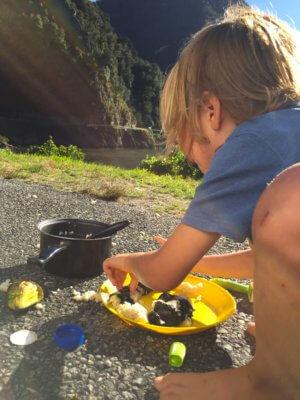 Neuseeland mit Kind - Kosten