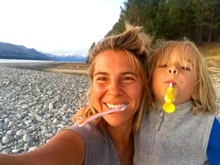 Reiseroute Neuseeland - Lake Pukaki