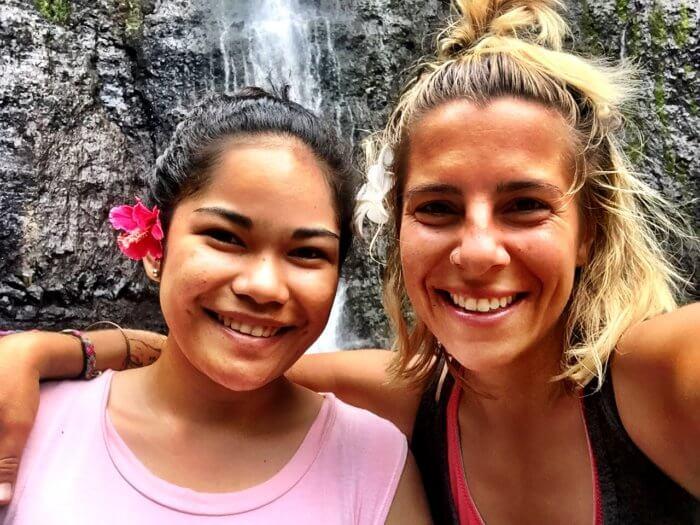 Ia Orana! Wie wir auf Tahiti in weniger als 48 Stunden mehr als 48 neue Freunde gefunden haben