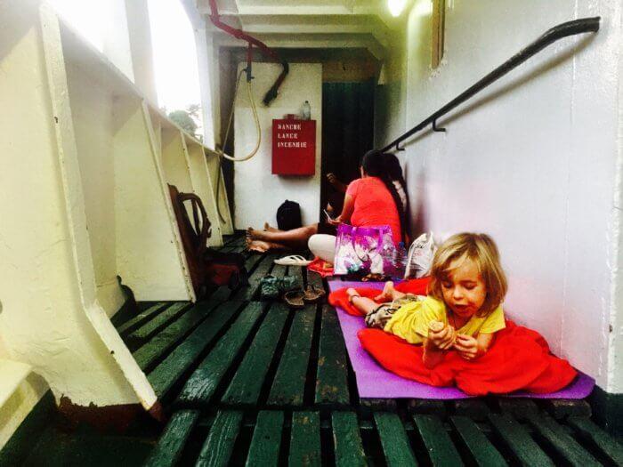 Das kostet ein Monat für Dich und Dein Kind... in Französisch Polynesien - Couchsurfing