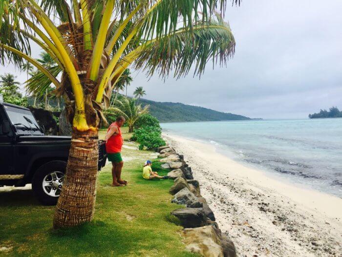 Das kostet ein Monat für Dich und Dein Kind... in Französisch Polynesien - Fortbewegungsmittel