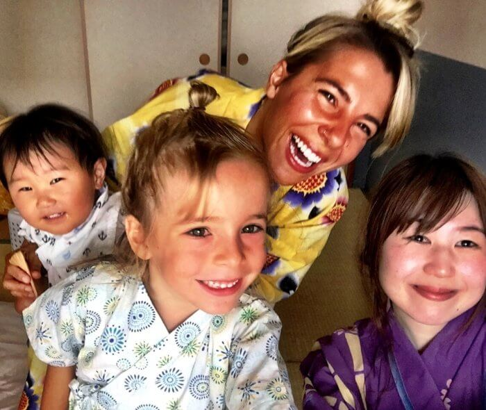 Irgendwie anders, irgendwie toll: Die ersten Tage in Japan mit Kind