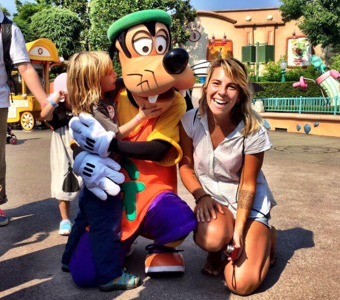 Japan Reise mit Kind - Disneyland Tokyo