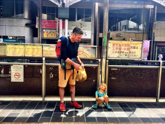 Das kostet ein Monat für Dich und Dein Kind... in Japan - Reisen zu dritt