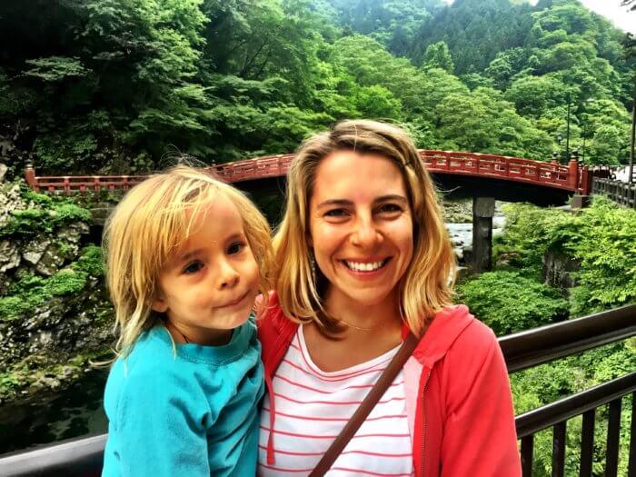 Japan Urlaub Kosten mit Kind Freizeit