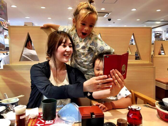 386 Tage mit Kind in der Welt unterwegs - Japan