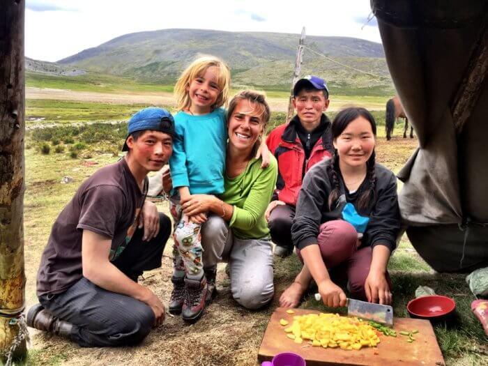386 Tage mit Kind in der Welt unterwegs - Mongolei