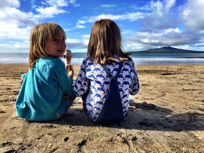 386 Tage mit Kind in der Welt unterwegs - Neuseeland