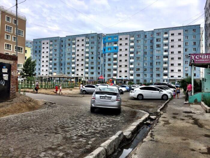Mongolei Urlaub Kosten - Unterkünfte