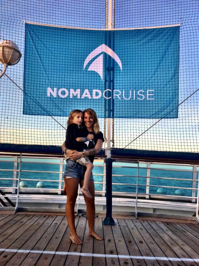 4800 Seemeilen quer über den Atlantik: An Bord der Nomad Cruise