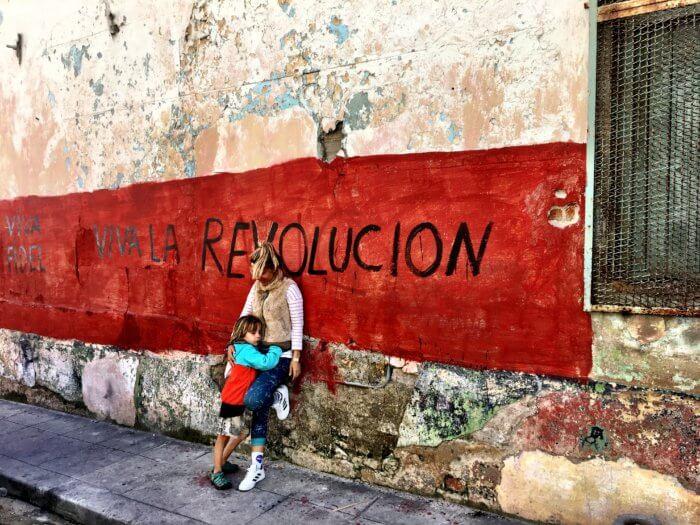 Bärti Vista Social Club: Reis mit Bohnen und viel Salsa auf Kuba mit Kind
