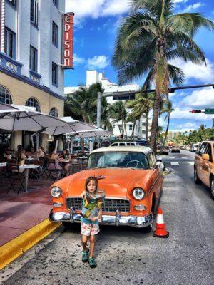 Florida mit Kind - Miami Beach