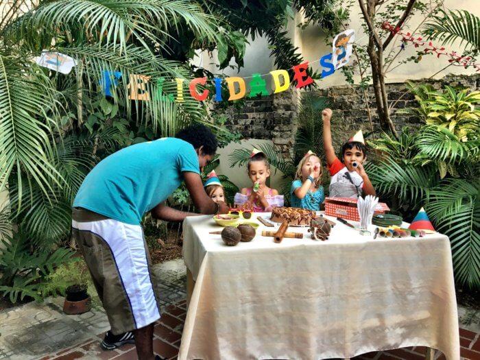 Kuba mit Kind - Couchsurfing