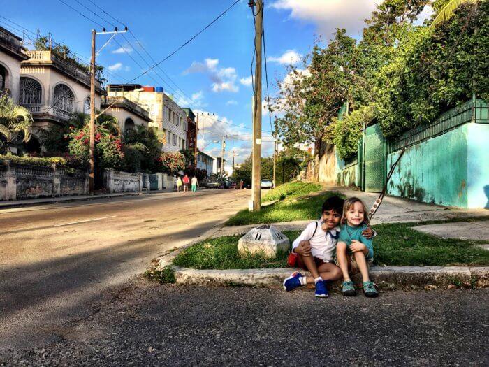 Kuba mit Kind - Leben mit Einheimischen