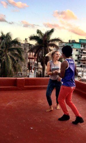 Kuba mit Kind - Salsa