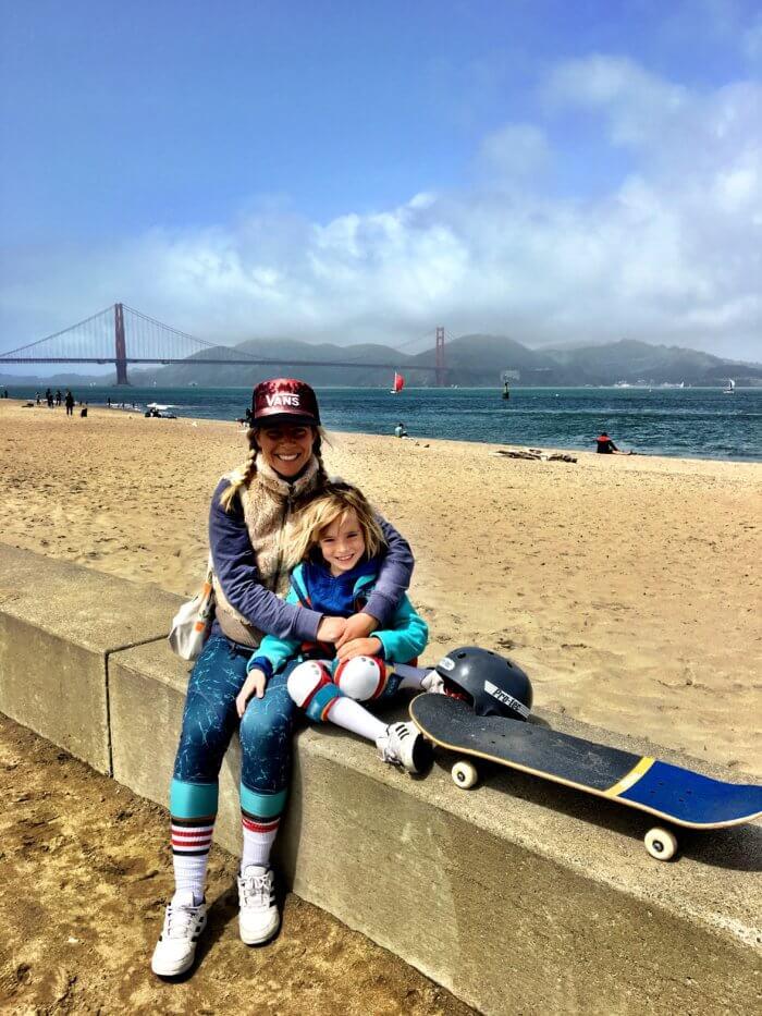 If you're going to... Eine Woche San Francisco mit Kind