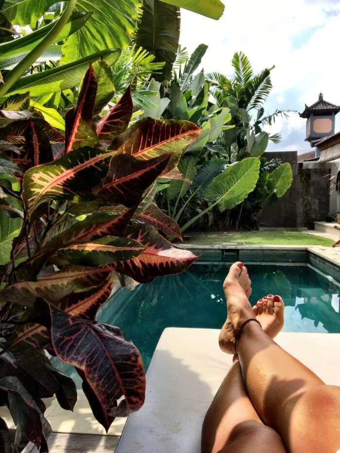 Zurück auf Bali, zurück auf Start? Oder wie gehts jetzt weiter?